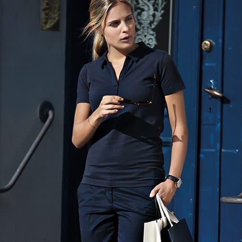 Rebus Profil - tekstiler - Polo t-skjorte