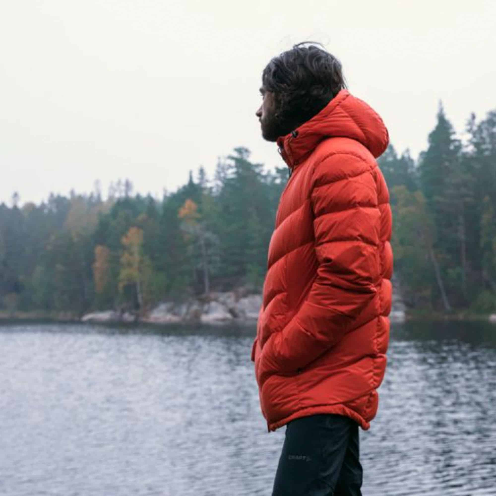 explore down jacket